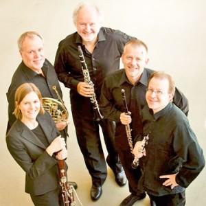 The Berlin Philharmonic Wind Quintet (photo source: windquintet.com)