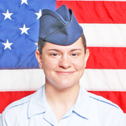 Air Force Reserve Airman Amy L. Pearson