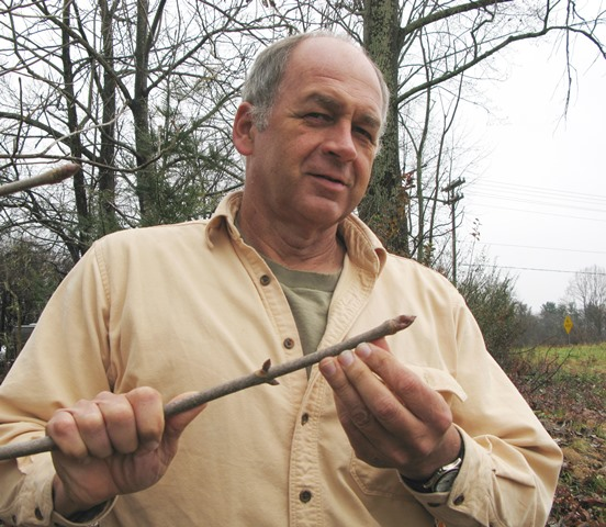 Biologist and land manager Rob Lance will speak to PAC Jan. 25. (photo submitted)
