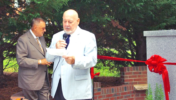 Rev. Ralph Kuether and Al Hart.