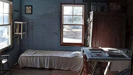 Nina Simone's birthplace, located at 30 E. Livingston St., Tryon is up for sale again. The 664-square-foot house is being offered for $95,000. The home has been partially restored by previous owners. (photo from Facebook.com/NinaSimoneBirthplace)